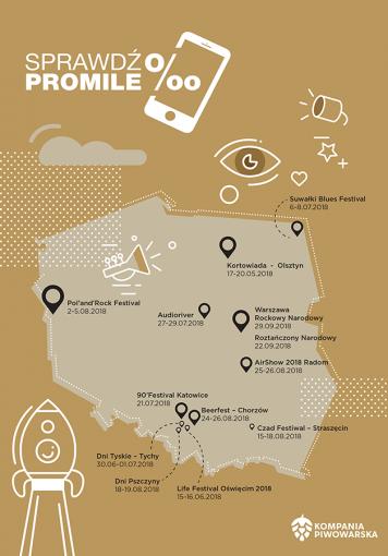 Rusza czwarta edycja programu Sprawdź Promile