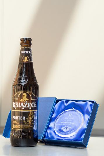 Książęce Porter nagrodzone na II Konkursie Piw Specjalnych