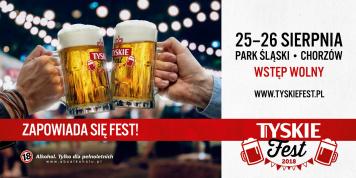 Tyskie Fest 2018 – Zapowiada się Fest!