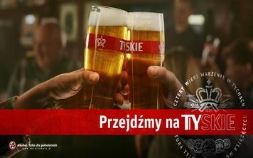 """""""PRZEJDŹMY NA TY"""" – Tyskie rusza z długofalową platformą komunikacji"""