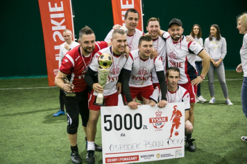 Tyskie Cup – Helping Champions League