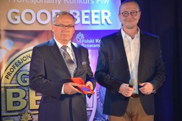 Potrójne podium dla piw Kompanii Piwowarskiej! Lech Pils, Książęce IPA i Ciemne Łagodne nagrodzone w konkursie Good Beer