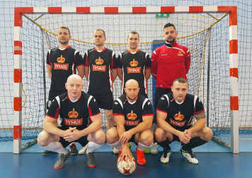 Residents of Tychy turn silver. Tyskie Browary Książęce's team becomes Vice Champion of Katowice's amateur football extraleague