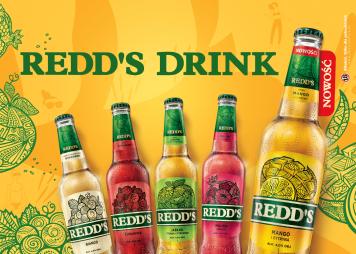 Redd's Mango i Cytryna – nowy, egzotyczny smak  w kolekcji piw smakowych