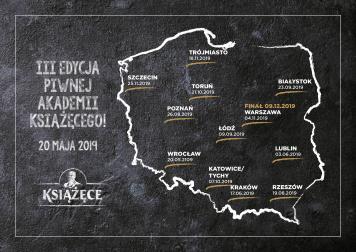 Kim jest najlepszy barman w Polsce? Ruszyły Piwna Akademia Książęcego oraz Akademia Czeskiego Servingu