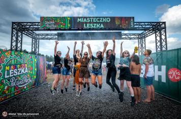 25 edycja Pol'and'Rock Festival za nami! Co się działo w Miasteczku Leszka?