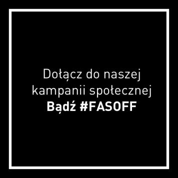 Bądź FASOFF! Ruszyła kampania społeczna zapobiegająca FAS