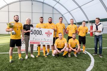 Liga Mistrzów Pomagania 2019