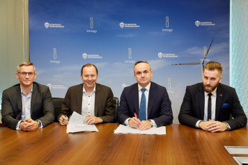 Kompania Piwowarska's breweries switch to 100% wind electricity thanks to cooperation with innogy.