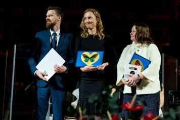 Nagroda Złotego Motyla od Hospicjum Palium dla Kompanii Piwowarskiej