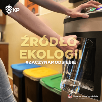 """On the """"No Litter Day"""", activate an eco-friendly attitude together with Kompania Piwowarska and Rekopol"""