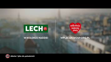 Lech Premium appreciates the importance of small gestures during the pandemic
