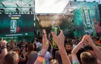 Woodstock 2016  –  Leszek Chmielewski zagrał dla tysięcy osób na 22. Przystanku