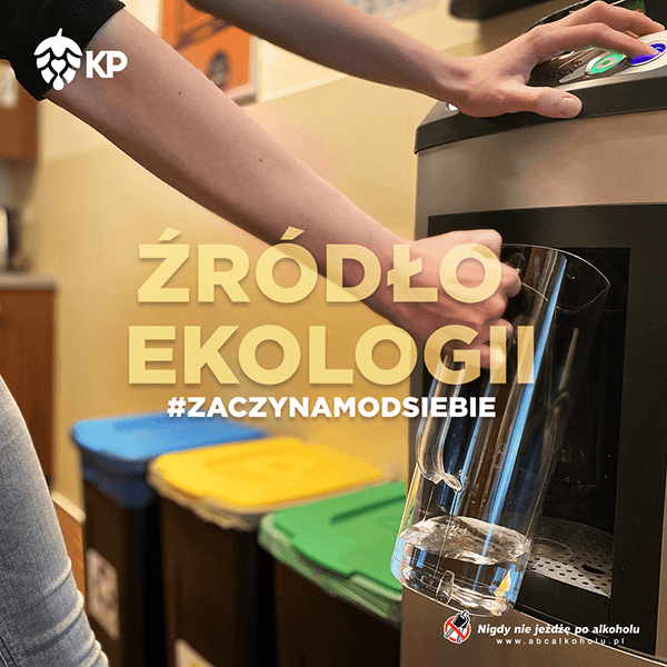 "On the ""No Litter Day"", activate an eco-friendly attitude together with Kompania Piwowarska and Rekopol"